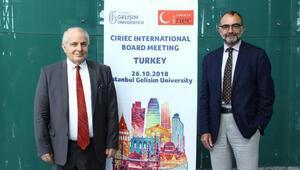 İGÜ CIRIEC'in genel kurul toplantısına ev sahipliği yaptı