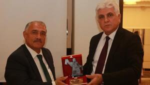Başkan Özkan, esnaflarla buluştu