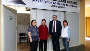 CHPli Serter SMA hastalarına ilaç istedi