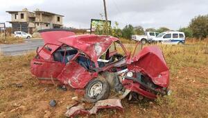 Halfetide kazada ölen 3 kişi toprağa verildi