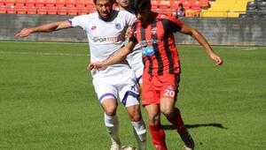 Gaziantepspor - Hacettepespor: 3-2