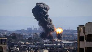 İsrail Gazzeden atılan roketler nedeniyle Suriye ve İranı suçladı