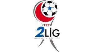 TFF 2. Lig Kırmızı ve Beyaz Grup 10. hafta bir maç dışında tamamlandı