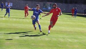 Gümüşhanespor-Niğde Anadolu FK: 2-2