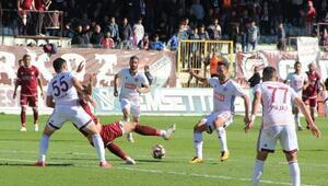 TETİŞ Yapı Elazığspor-Hatayspor: 0-1