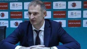 Gaziantep Basketbol - Fenerbahçe maçının ardından