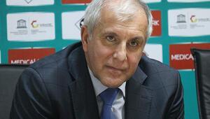 Zeljko Obradovic: Oyuncuların reaksiyonundan mutluyum