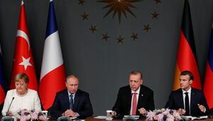 Son dakika: Tarihi Suriye Zirvesi sonrası 4 liderden önemli açıklamalar