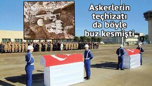 Tunceli'de iki asker donarak şehit oldu... Çifte soruşturma