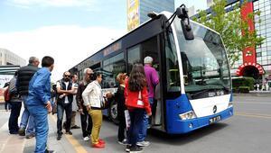 EGO'dan Keçiören'e ilave otobüs