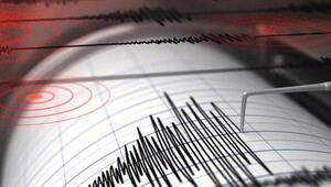 İzmirde art arda korkutan depremler