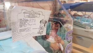 Hastane içinde yeni anneler için 5 yıldızlı otel hizmeti