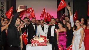 ANTGİADdan görkemli Cumhuriyet Balosu