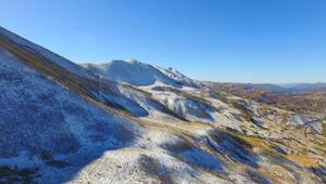 Tuncelide 2 askerin şehit olduğu bölge halen karlı kaplı