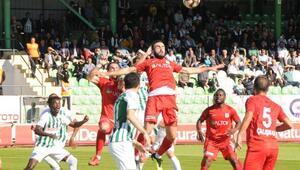 Giresunspor - Balıkesirspor Baltok: 0-0