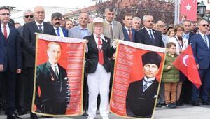 Trakyada Cumhuriyet Bayramı kutlamaları