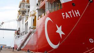 Türkiyenin ilk sondaj gemisi Fatih ilk seferine çıkıyor