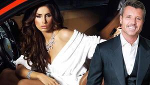 Sadettin Saran ile Emina Jahovic aşkından ilk kare