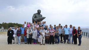 5 bin Yenimahalleli Çanakkaleyi gezdi