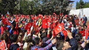 GKVliler Cumhuriyetin 95inci yılı için yürüdü
