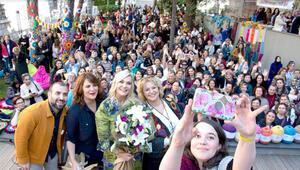 Örgü Festivaline büyük ilgi