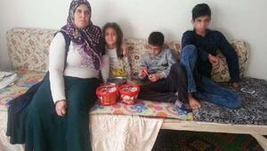 Mahkemeden eşe 50, 4 çocuğa aylık 25er lira tedbir nafakası kararı/Ek Fotoğraf