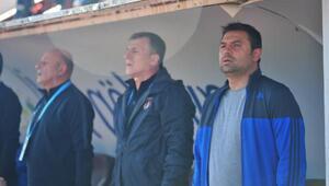 Fatih Akyel: Takımımız en iyi oyununu oynadı