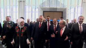 Son dakika... İşte İstanbul Yeni Havalimanının açılışından görüntüler