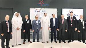 HAVELSAN'dan Katar'a çıkarma