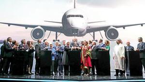 Yeni havalimanı törenle açıldı... Devin adı İstanbul