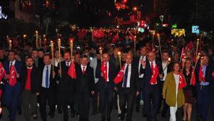 Manisada Cumhuriyet Bayramı coşkusu