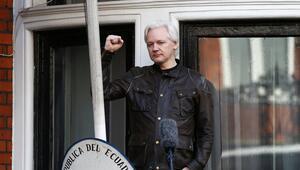 Assange: Ekvador beni ABDye teslim etmek istiyor