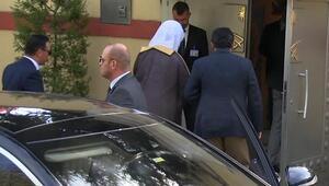 Suudi Başsavcı, Başkonsolosluğa geldi