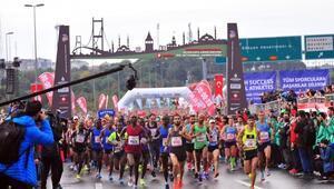 Vodafone 40. İstanbul Maratonu hazırlık etkinliği düzenlendi