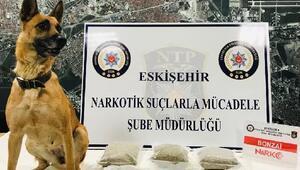 Eskişehirde uyuşturucuya 13 gözaltı