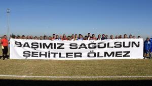 Kurtuluş Kupası Futbol Turnuvası başladı