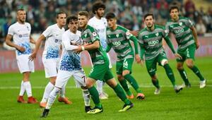 Bursaspor - 1461 Trabzon: 1-2