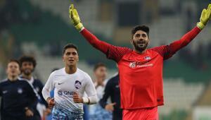 Bursaspor ilk maçta havlu attı