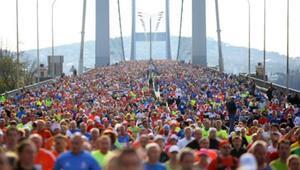 Vodafone 40. İstanbul Maratonu için kayıtlar yarın başlıyor