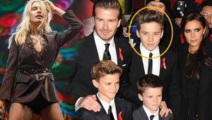 Beckhamdan, Aleyna Tilkiye şaşırtan takip