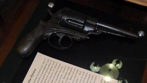 Mübadele Müzesi'ndeki 'piştol', hikâyesiyle dikkat çekiyor