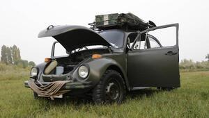 Hitlerin savaş otomobilini 33 bin TLye yeniden topladı