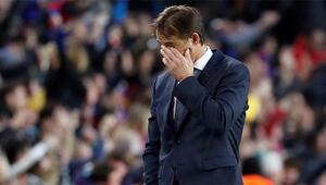 Real Madridde Perez döneminin en başarısızı Lopetegui