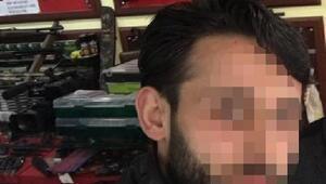 Helinin katiline silah satan şüpheli Konyada yakalandı