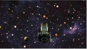 Kepler teleskobu binlerce keşiften sonra emekliye ayrılıyor