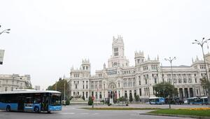 Madrid'i Madridli gibi gezmek…