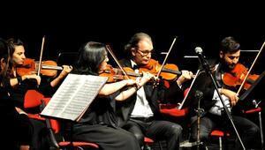 ÇDSO Oda Orkestrasından Osmaniye konseri