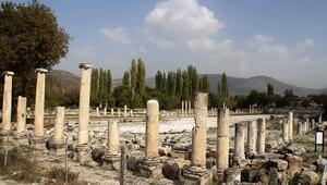Afrodisias'in 'hıçkırıkları'