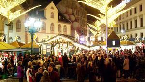 Almanya'da Noel pazarlarına sıkı güvenlik önlemi