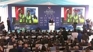Erdoğan, Milli Teknoloji Geliştirme Altyapı Açılış Töreninde konuştu